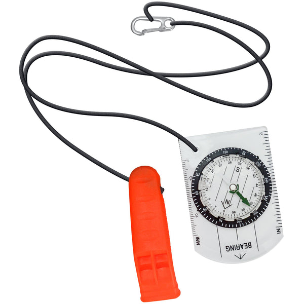 Zone3 Swim Run Compass & Whistle Bungee