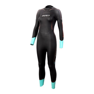 Womens Zone 3 Vision Swimming Wetsuit 2018