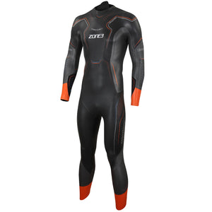 Zone3 Vanquish Swimming Wetsuit | Front
