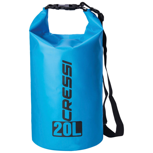 Cressi Dry Bag 20L Light Blue