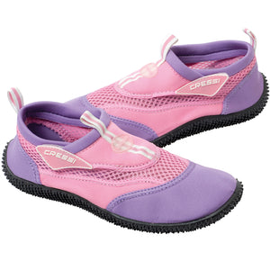 Cressi Reef Beach Shoe Pink & Lilac