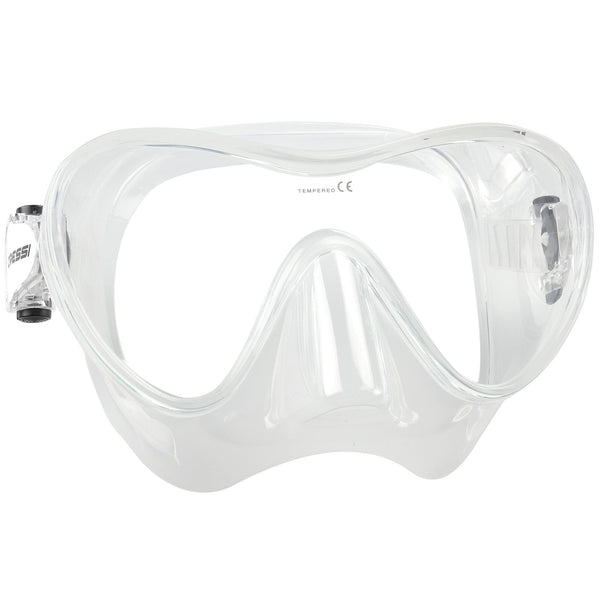 Cressi F1 Dive Mask | Clear