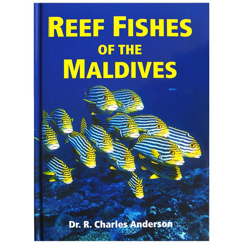 Reef Fishes of The Maldives | Scuba Diving Guide Book