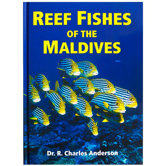 Reef Fishes of The Maldives Guide Book