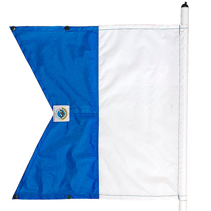 Bowstone Pop-Up A-Flag