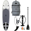 "Gul 10' 7"" CROSS Inflatable Paddle Board SUP Package 2020"
