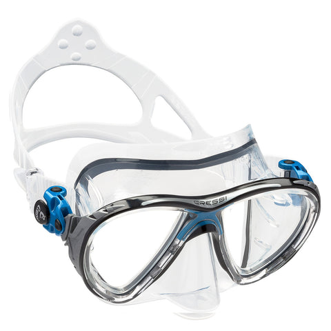 Cressi Big Eyes Evolution Mask | Blue/Black