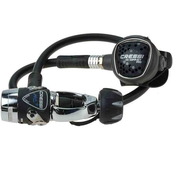 Cressi XS Compact Pro MC9-SC Regulator