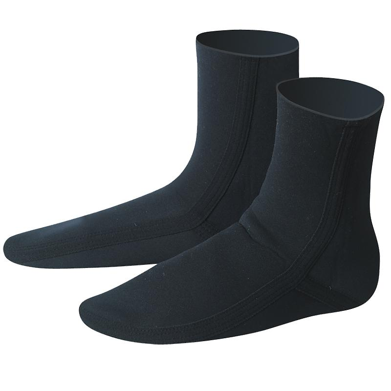 C-Skins 2.5mm Mausered Wetsuit Socks - Junior & Adult Sizes