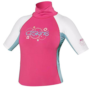 C-Skins UV50 Girls Rash Vest