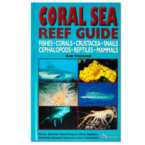 Coral Sea Reef Guide Book