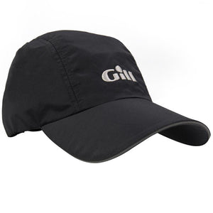 Gill Regatta Cap | Black