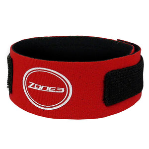 Zone3 Neoprene Timing Chip Strap | Closed