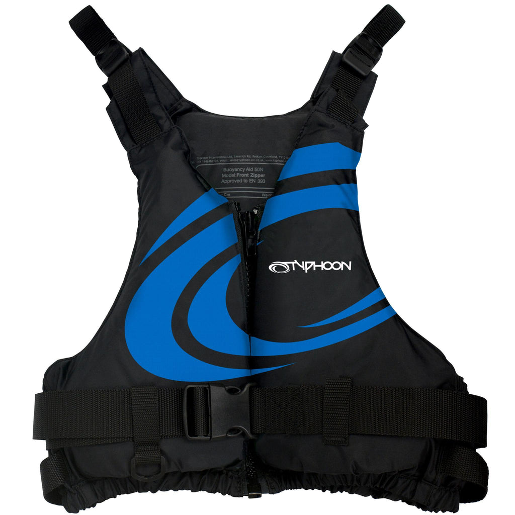 Typhoon Junior Yalu 50N Buoyancy Aid | Blue