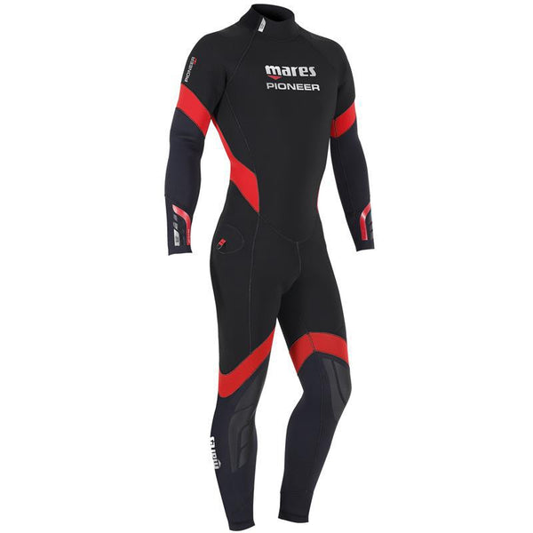 Mares Pioneer 5mm Scuba Diving Wetsuit – Watersports Warehouse 1686a365b