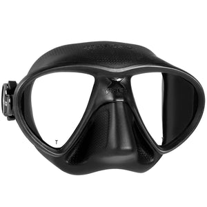 Mares X-Free Freediving Mask | Black