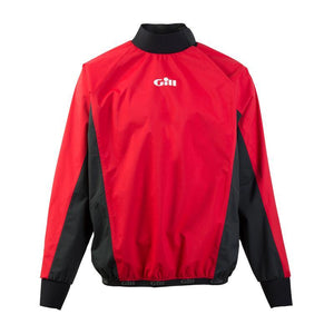 Gill Junior Dinghy Wind/Spray Top | Red/Black