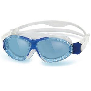 Head Monster Junior Swimming Goggles | Clear/Blue/Tinted