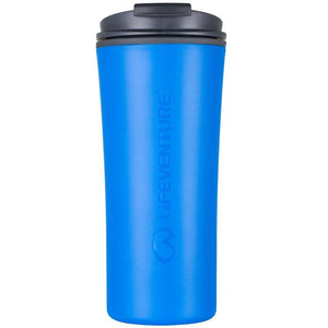 LifeVenture Ellipse Travel Mug - Blue | Side