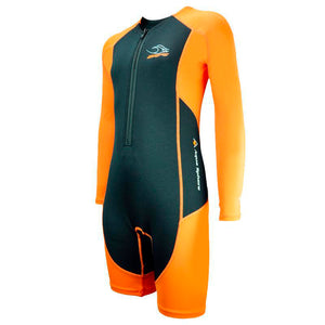 Aquasphere Stingray Long Sleeved Swimsuit | Front