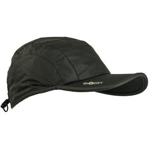 Gul Evo Dry Folding Cap | Black side