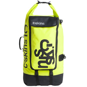 C-Skins 80ltr Dry Backpack | Front