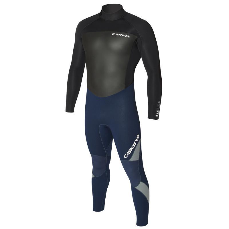 C-Skins Surflite Men's 5/4/3mm Wetsuit | Front