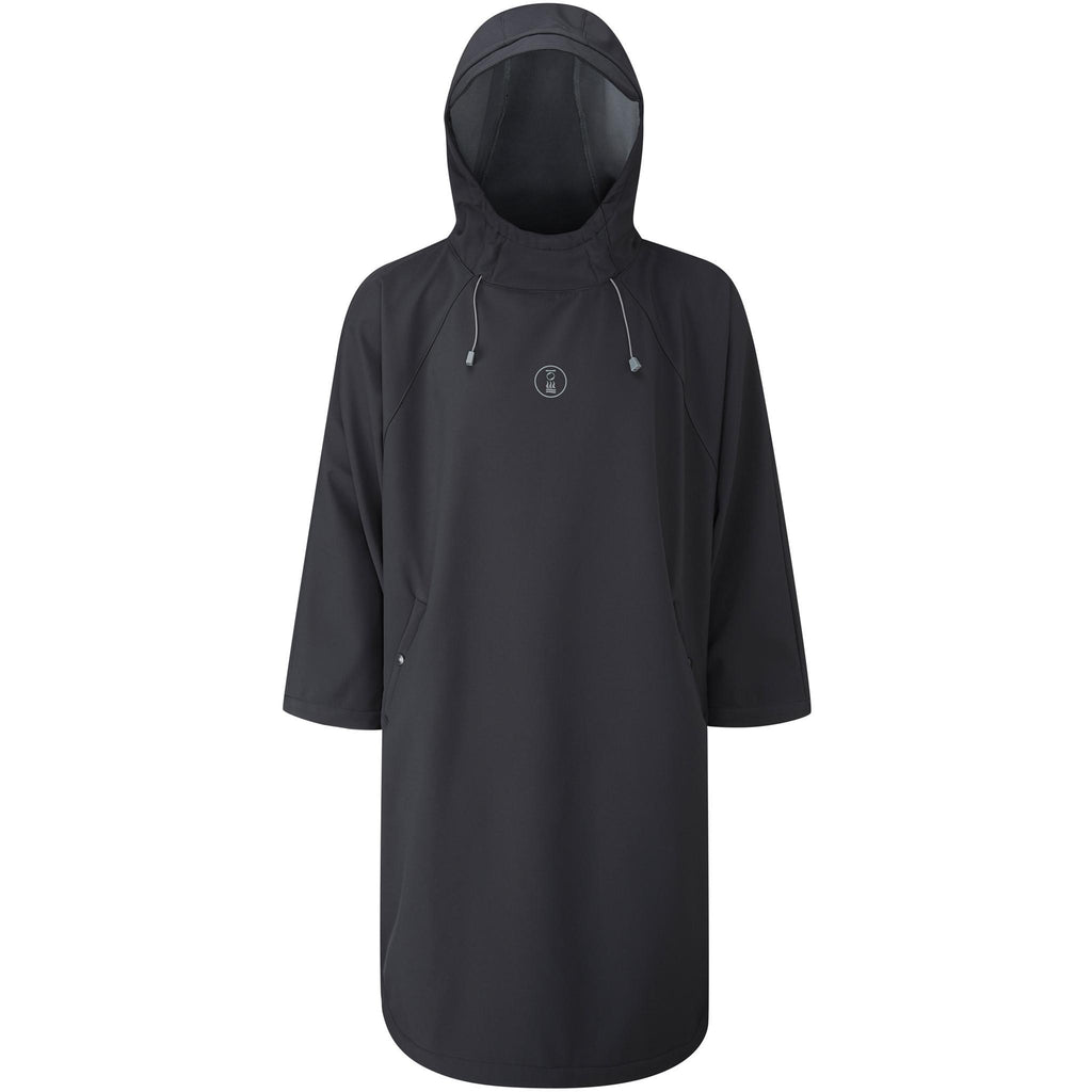 Fourth Element Storm Poncho | Black