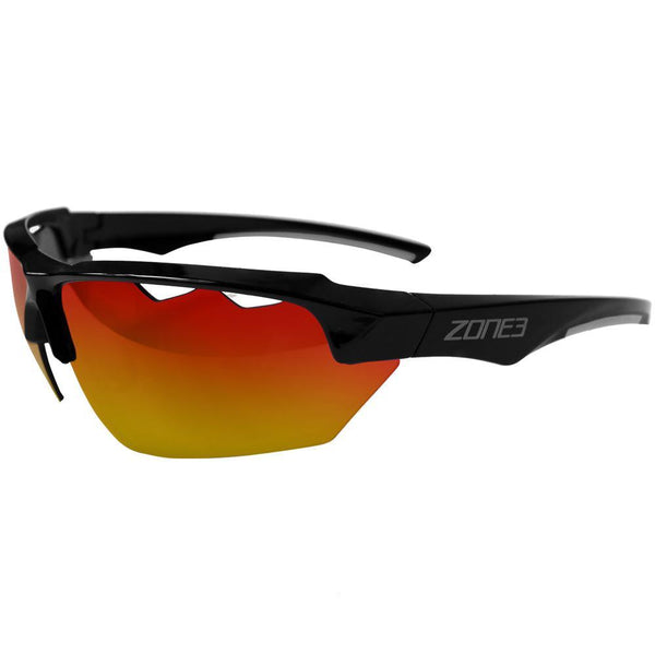 Zone3 Aero Pro Glasses | Black/Gold side