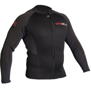 Gul Response Men's 3/2mm Wetsuit Jacket | Front