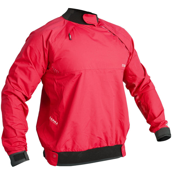 Gul Gamma Adult Spray Top | Red front