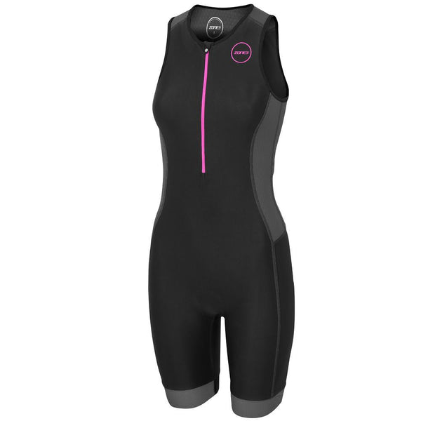 Zone3 Women's Aquaflo+ Tri Suit | Front