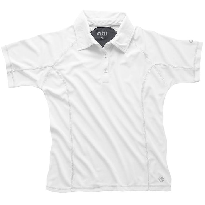 Gill Ladies UV Tech Polo - size 14 only