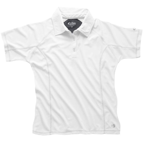 Gill Ladies UV Tech Polo | Front