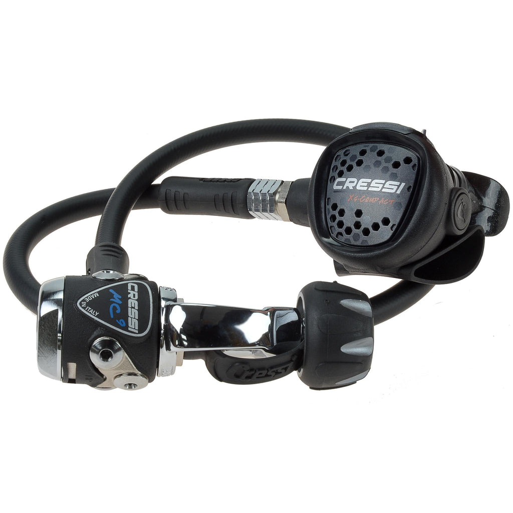 Cressi XS Compact MC9 Diving Regulator | Package