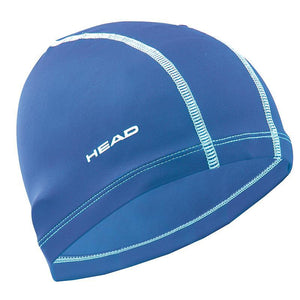 Head Swimming Cap Nylon Spandex | Blue