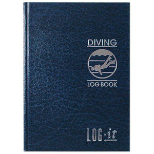 Log-It Hardback Diving Logbook