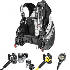 Mares Kaila SLS BCD and Mares Loop 15X Regulator Package