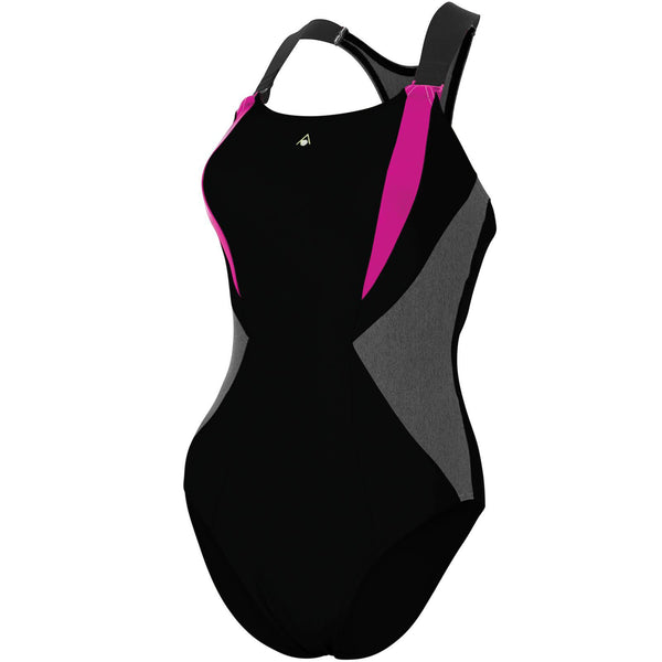 Aqua Sphere Siskin Medium Leg Swimsuit | Front