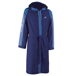 Head Microfibre Bathrobe Mens