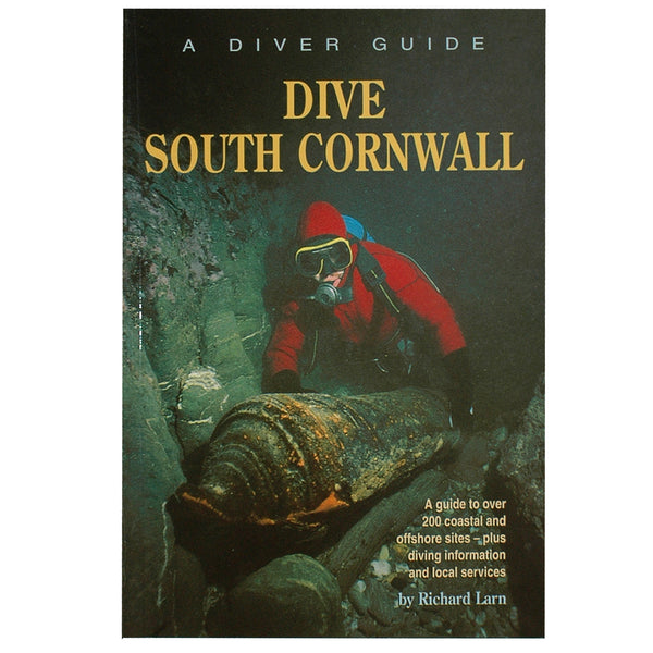 Dive South Cornwall Guide Book
