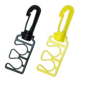 Scuba Diving BCD Hose Clips