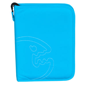iQ Dive Logbook Binder Bites with iQ Dive Log Pages | Hawaii Blue