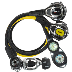 Mares Carbon 52X Regulator Ultimate Package
