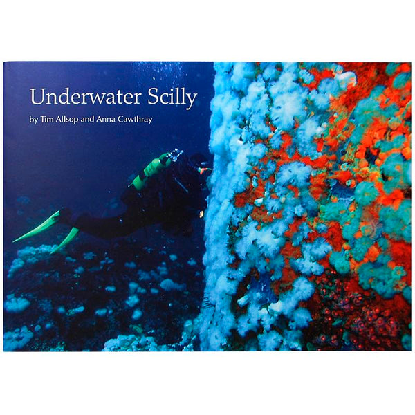 Dive the Isles of Scilly Guide Book | Scuba Diving Books