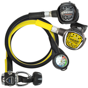 Cressi MC5 XS Compact Diving Regulator Set