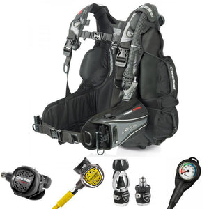Cressi MC5 XS Compact and Ultralight BCD