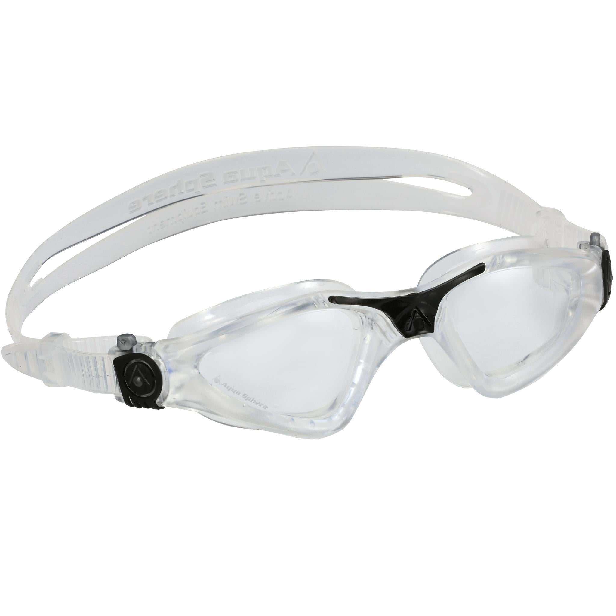 bf223083536 Aqua Sphere Kayenne Swimming Goggles Tinted   Clear Lens ...