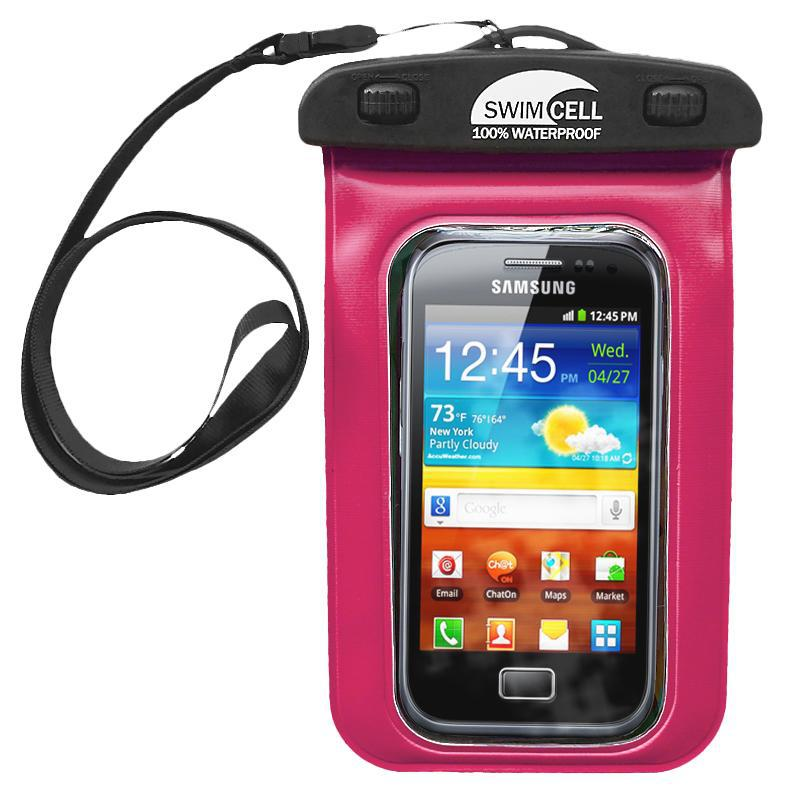 SwimCell Waterproof Phone Case