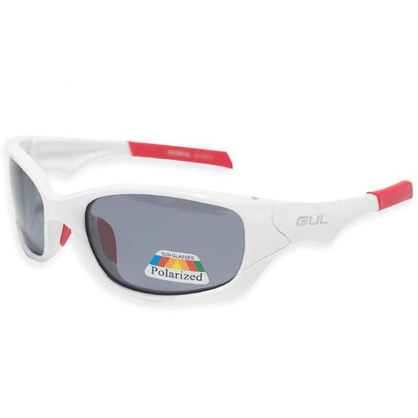 Gul Saco Floating Sunglasses | White/Red